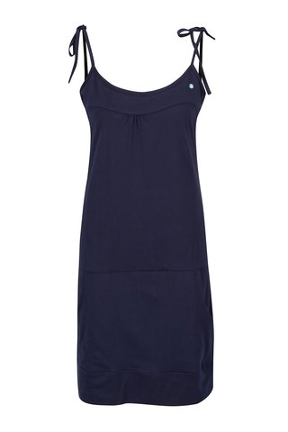 Rochie bleumarin cu bretele ajustabile LOAP Alara