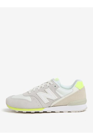 Pantofi sport galben&gri pentru femei - New Balance 996