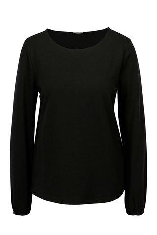 Bluza neagra cu dunga pe spate Jacqueline de Yong Celinda