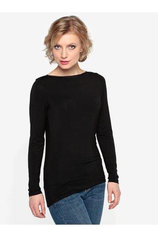 Bluza basic neagra - Oasis Plain