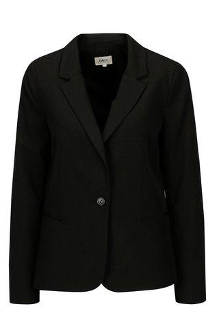 Sacou negru cu buzunare - ONLY Malou