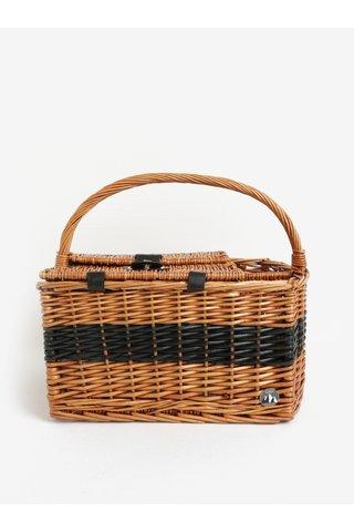 Cos maro cu negru de picnic pentru 2 persoane Cilio