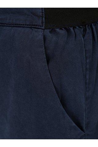 Tmavě modré culottes s rozparky VILA Joannes