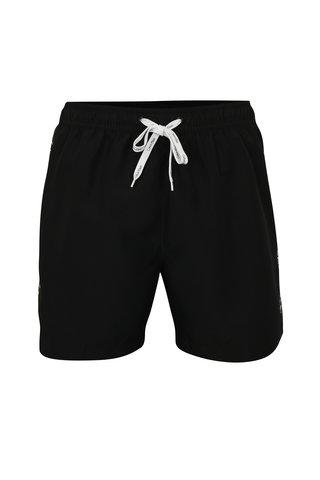 Pantaloni scurti de baie negri cu siret pentru barbati - Calvin Klein