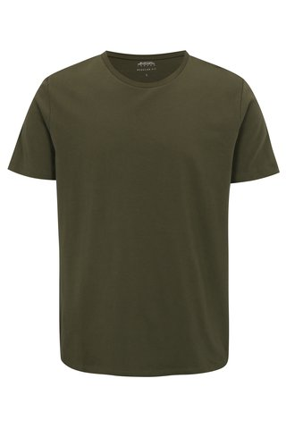 Tricou basic kaki regular fit - Burton Menswear London