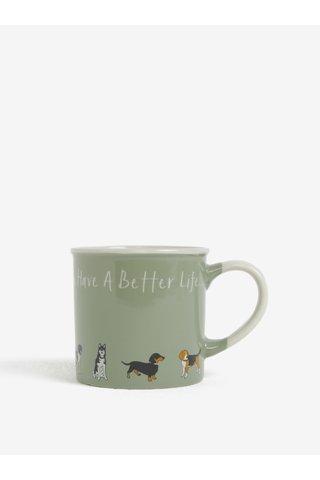Cana de ceramica cu mesaj inspirational - CGB