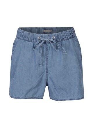 Pantaloni scurti bleu din bumbac organic - VERO MODA Maya