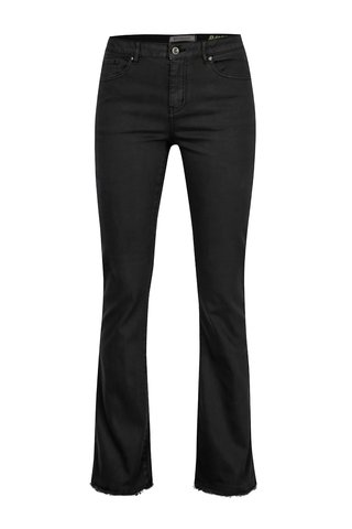 Tmavě šedé zvonové džíny SH Alcudete