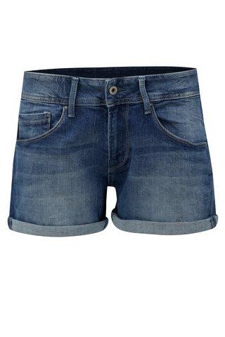 Pantaloni scurti boyfriend din denim pentru femei -  Pepe Jeans Siouxie