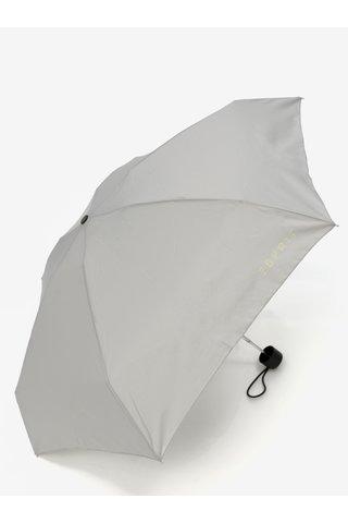 Umbrela pliabila gri Esprit Petito