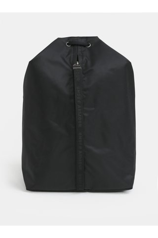 Sac negru impermeabil cu fermoar Under Armour