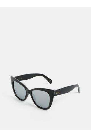 Ochelari de soare patrati de culoare negra