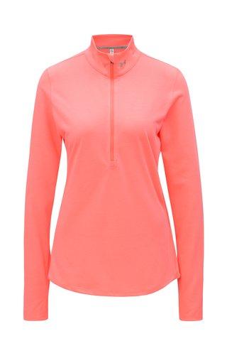 Bluza de dama sport lejera roz neon Under Armour