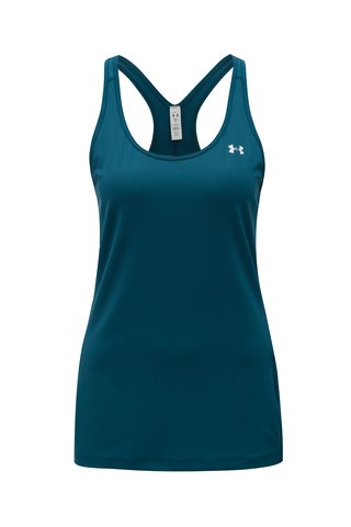 Maiou de dama sport verde inchis Under Armour