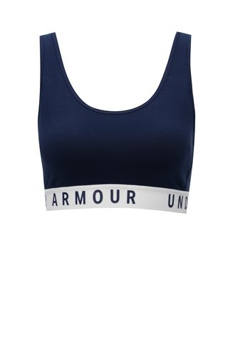 Bustier sport albastru inchis Under Armour