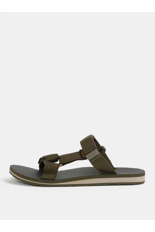 Papuci barbatesti kaki Teva