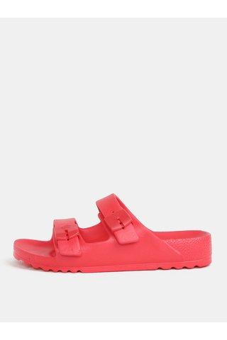 Papuci ortopedici de dama rosii Scholl Bahia