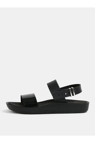 Sandale de dama ortopedice negre Scholl Mamore