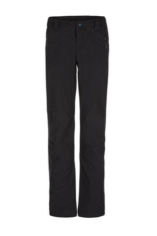 Pantaloni de dama negri functionali softshell LOAP Urik