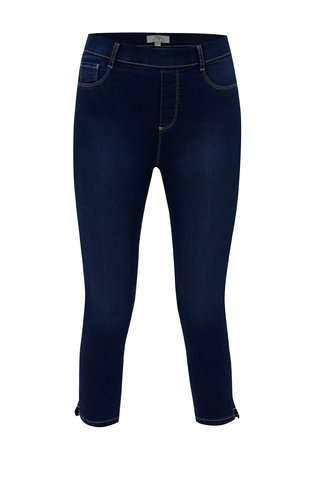 Jeggings 3/4 albastru inchis Dorothy Perkins Tall