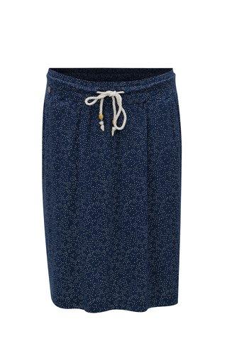 Fusta albastru inchis cu model Ragwear Tigua Organic