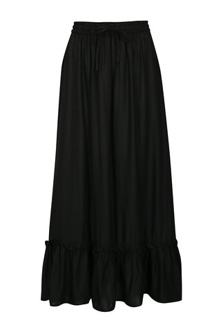 Fusta maxi neagra - Noisy May Festi