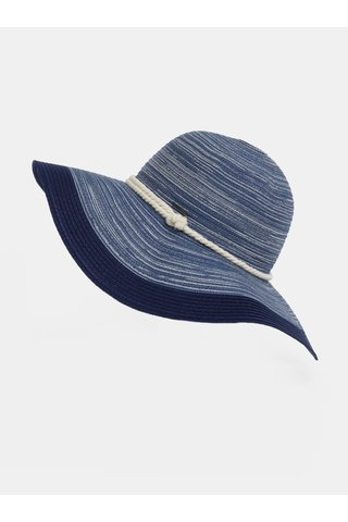 Palarie de dama albastru inchis cu model Roxy Ocean Dream