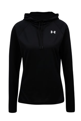 Hanorac de dama functional negru cu gluga Under Armour Hoody