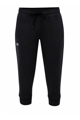 Pantaloni de dama sport 3/4 albastru inchis Under Armour Crop