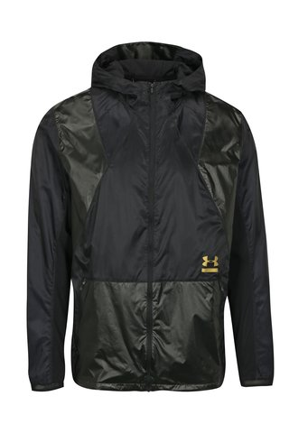 Jacheta barbateasca neagra sport functionala Under Armour Perpetual