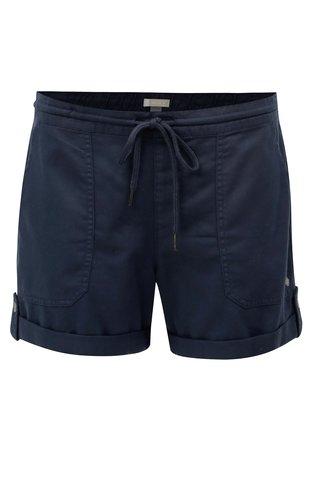 Pantaloni de dama scurti albastru inchis Roxy Arecibo