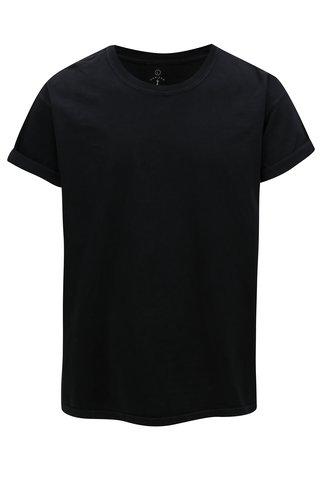 Černé tričko Mr.Sailor