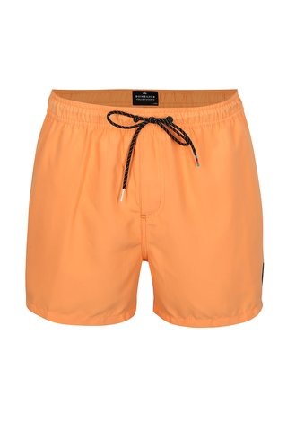 Pantaloni scurti de baie oranj Quiksilver