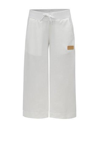 Pantaloni de training albi de dama Nike