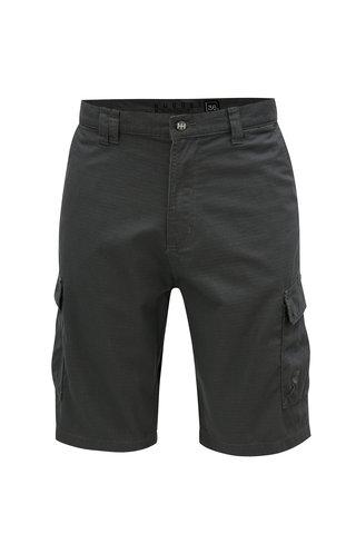 Pantaloni scurti gri cu buzunare pentru barbati - NUGGET Genius