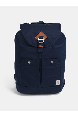 Tmavě modrý batoh s pouzdrem 2v1 Doughnut Montana