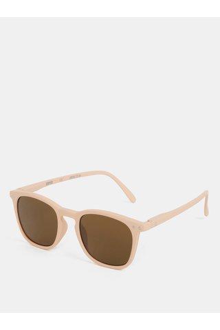 Meruňkové unisex sluneční brýle IZIPIZI  #E