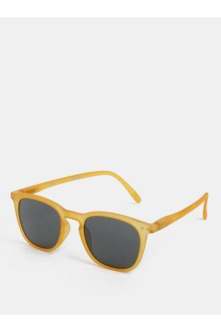 Oranžové unisex sluneční brýle IZIPIZI  #E