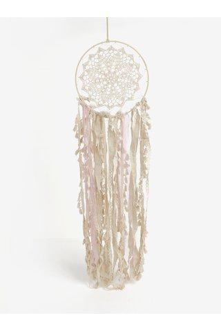 Dreamcatcher cu detalii de culoare roz SIFCON