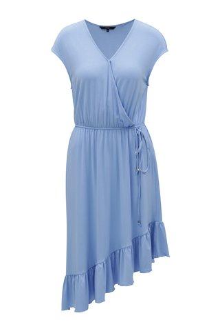 Rochie albastru deschis asimetrica VERO MODA Gloria