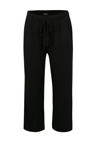 Pantaloni sport negri lati cu talie inalta simply be.