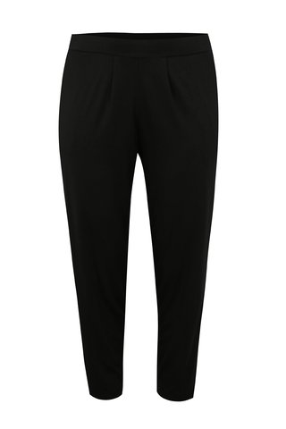 Pantaloni sport negri regular simply be.