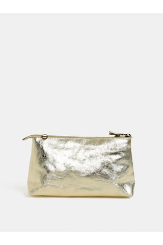 Malá crossbody kabelka ve zlaté barvě UASHMAMA® Paris