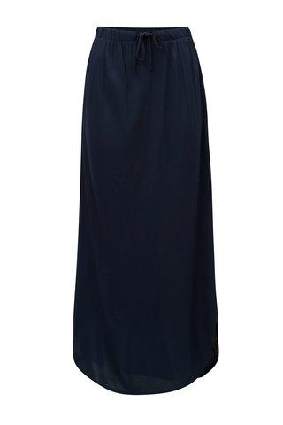 Rochie maxi albastru inchis cu buzunare Jacqueline de Yong Safety