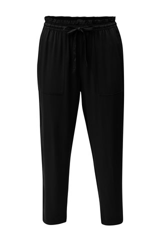 Pantaloni negri Jacqueline de Yong Capella