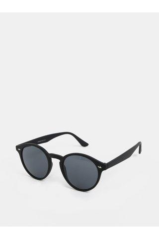 Černé kulaté sluneční brýle s detaily ONLY & SONS Display