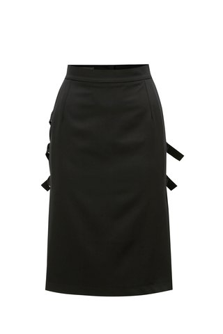 Černá sukně THAÏS & STRÖE