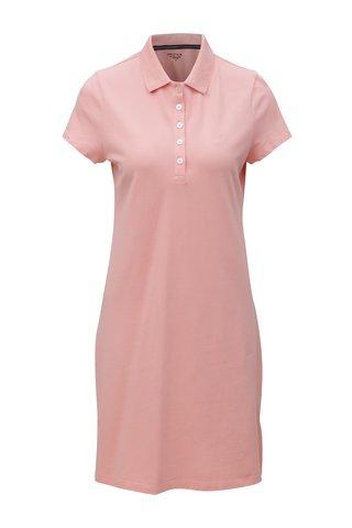 Rochie roz piersica Nautica Alhoa