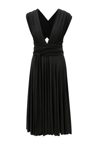 Černé variabilní šaty/sukně 2v1 ZOOT