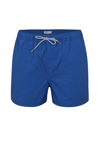 Pantaloni scurti de baie albastri Burton Menswear London